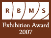 RBMS 2007 Exhibition Award